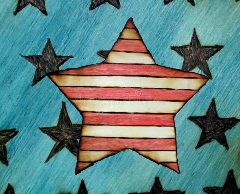 flaga ameryki zdjęcia royalty free