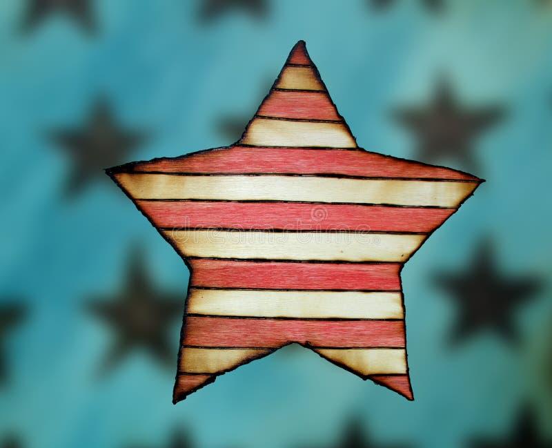 flaga ameryki zdjęcia stock