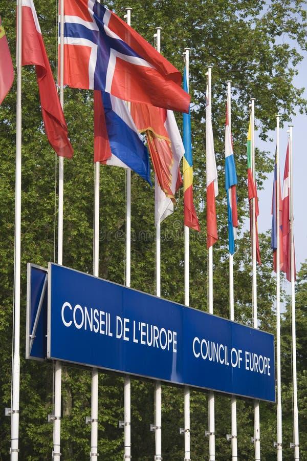 flaga euro obrazy royalty free