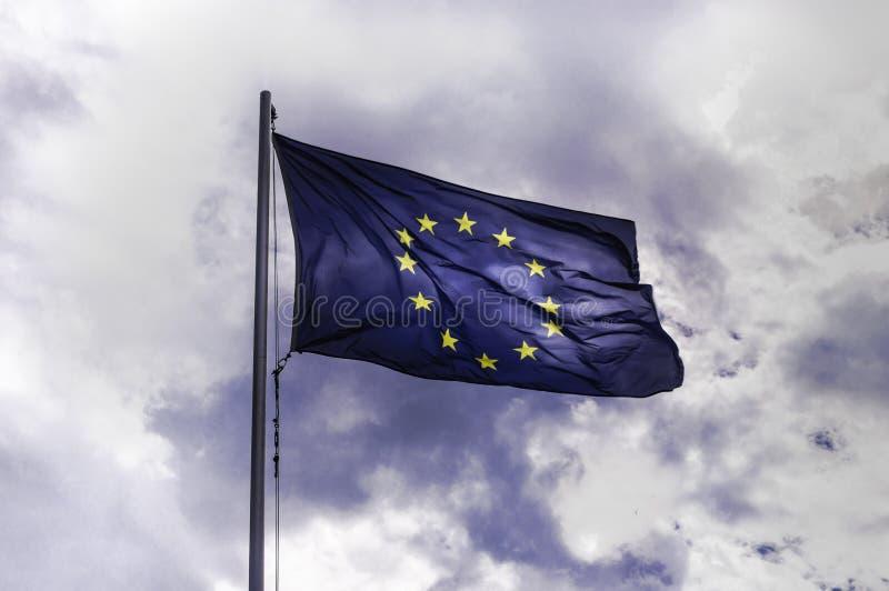 Flaga Europe obrazy stock