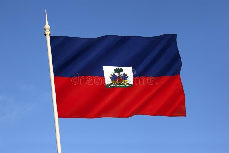 Flaga Haiti obraz royalty free