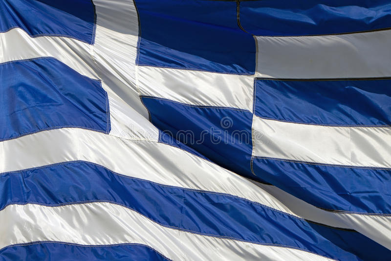 Download Flaga państowowa Grecja obraz stock. Obraz złożonej z horyzontalny - 27775837