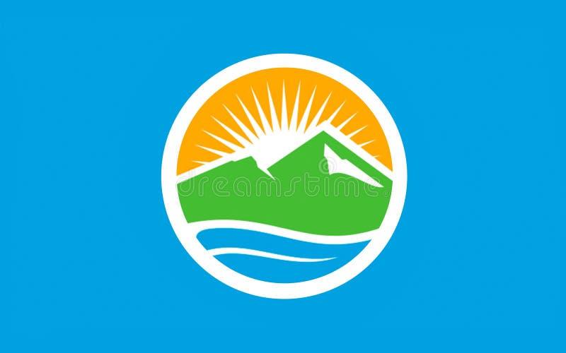 Flaga Provo w Utah, usa obrazy royalty free