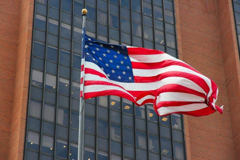 Flaga Stanów Zjednoczonych zdjęcia stock
