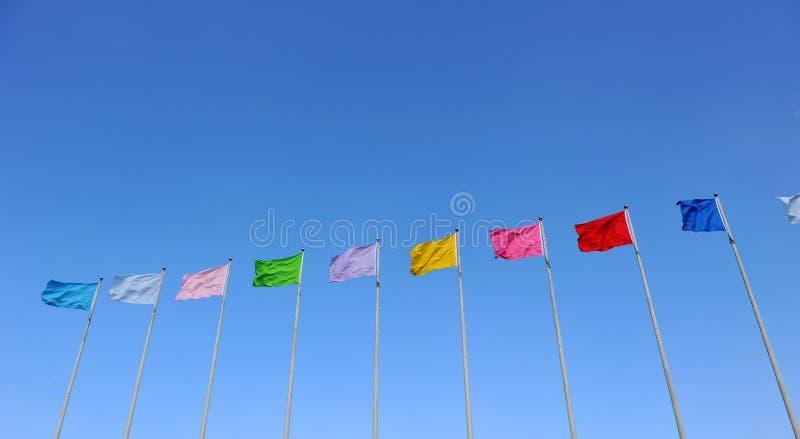 flaga wiatr obrazy royalty free