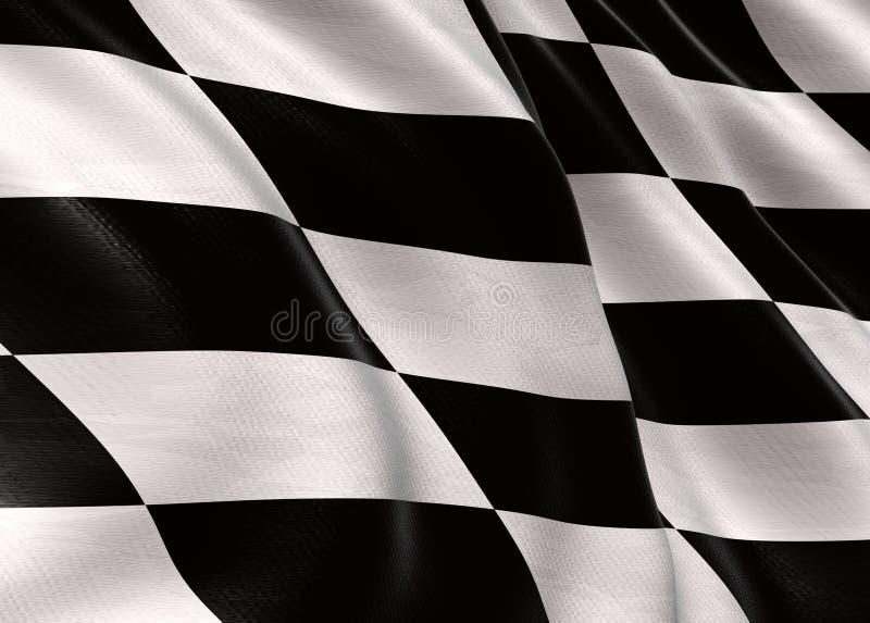 flaga wyścigi