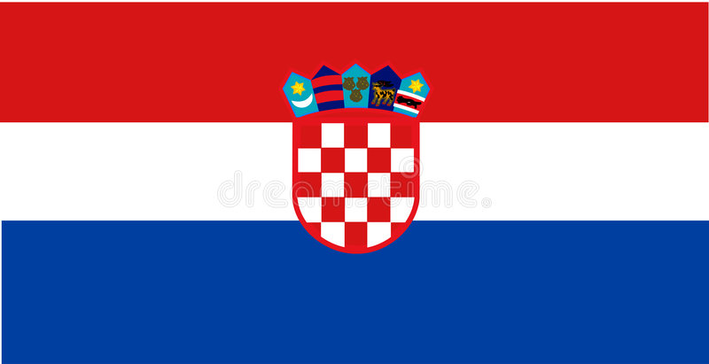 flagga royaltyfri illustrationer