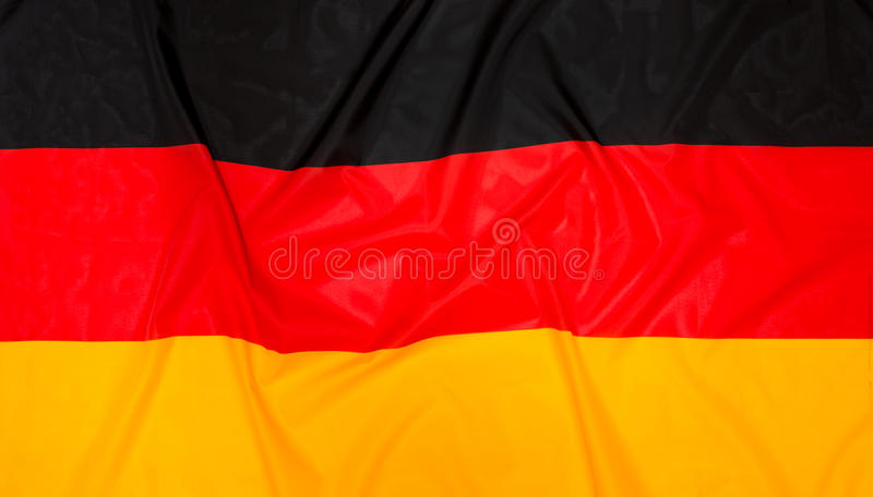 flagga germany royaltyfria foton