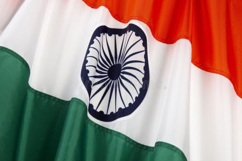 flagga india royaltyfria bilder