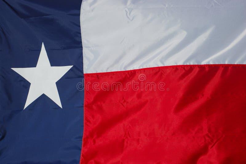 flagga nya texas fotografering för bildbyråer