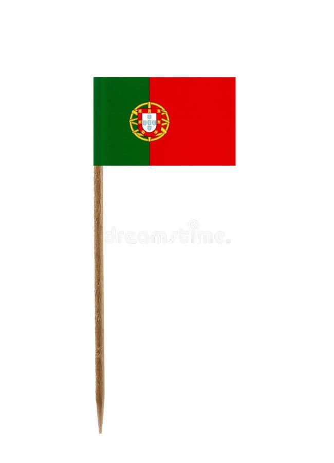 flagga portugal arkivfoto