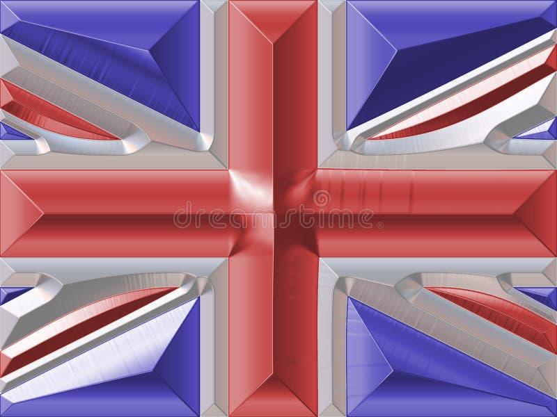 Download Flagga uk stock illustrationer. Illustration av illustration - 996458