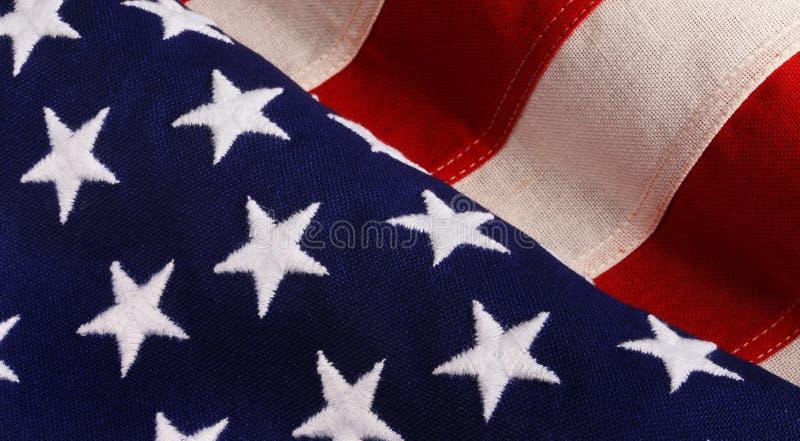 flaggastjärnaband royaltyfria foton