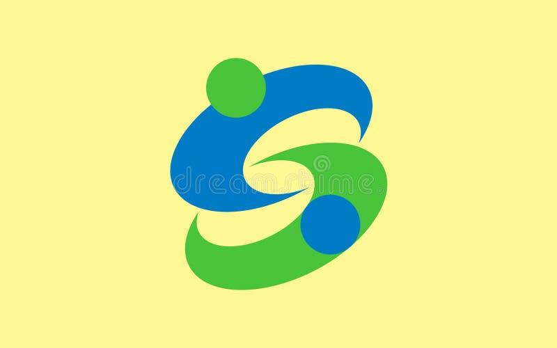 Flagge der Saga ist die Hauptstadt von Saga-Präfektur, Japan vektor abbildung