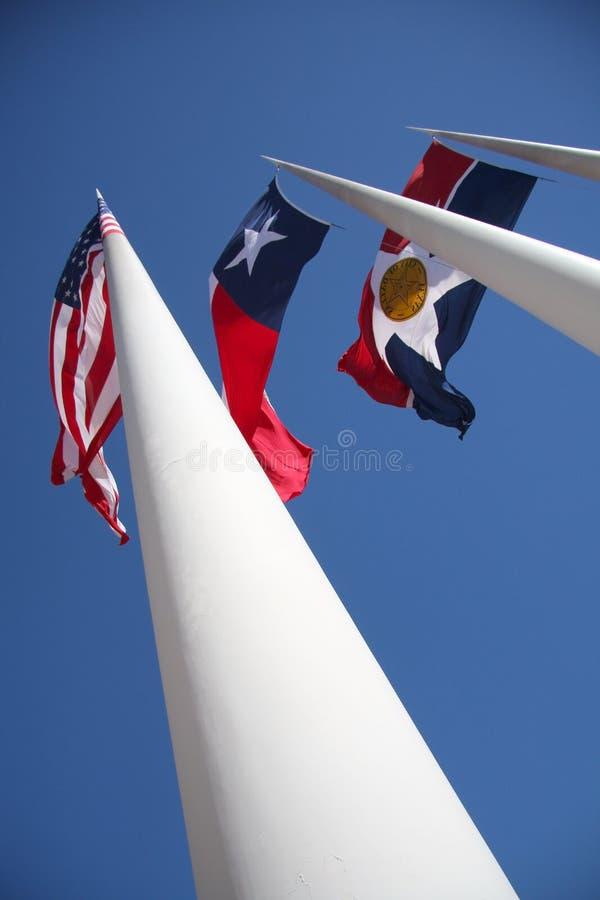 Flaggen lizenzfreies stockbild