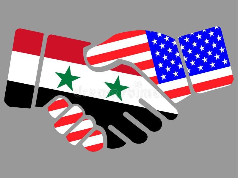 Usa Und Syrien