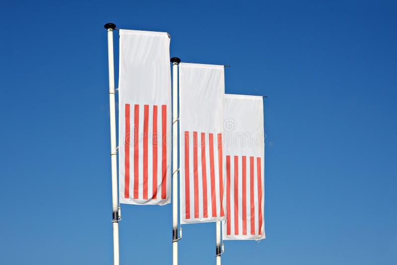 flaggor royaltyfria bilder