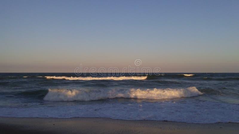 Flagler plaża obrazy stock