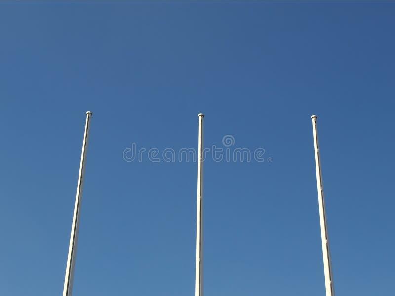 Flagpole fotos de stock royalty free