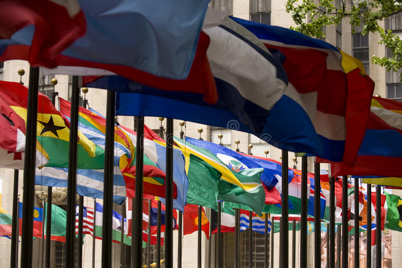 Download Flags stock image. Image of objects, diplomacy, finance - 14214225