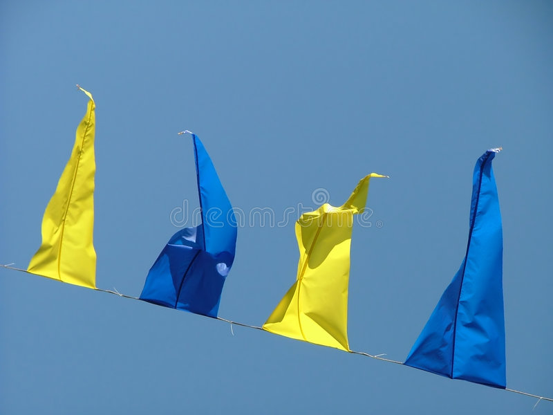Download Flags stock image. Image of elated, cloud, festival, deck - 182493