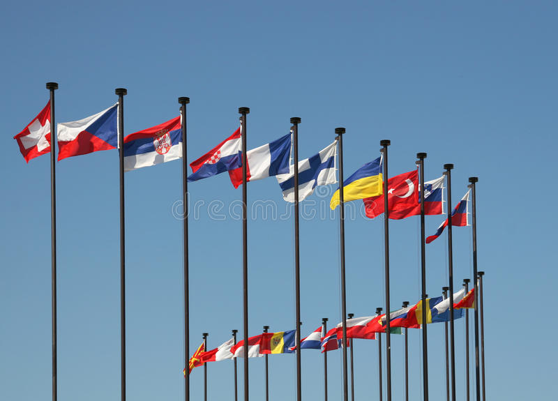Download Flags Royalty Free Stock Images - Image: 20884249
