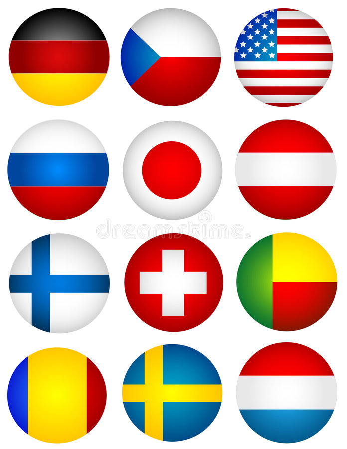Free Flags Royalty Free Stock Image - 7029516