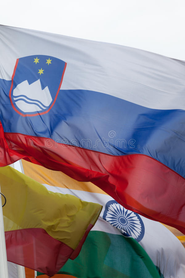 Download Flags Of The Different Countries Stock Image - Image: 26618033