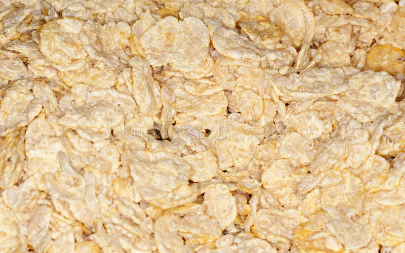 Flake Cereal Royalty Free Stock Photo