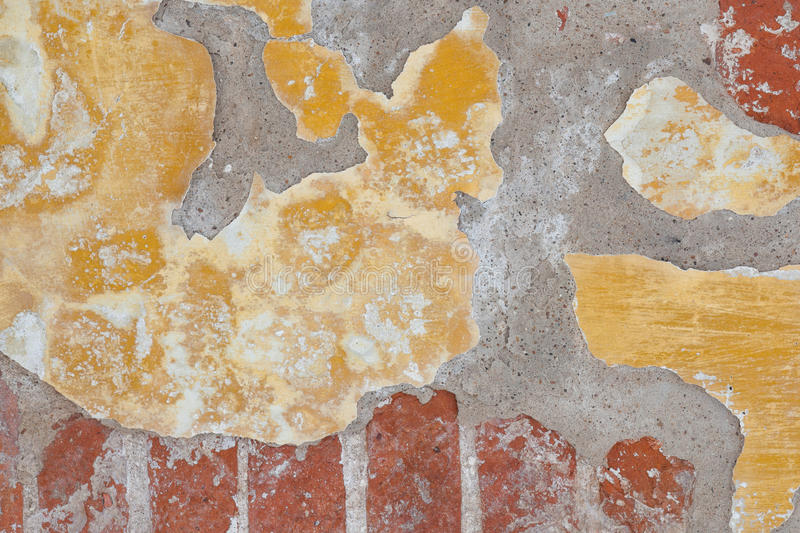 Flaked paint texture royalty free stock image