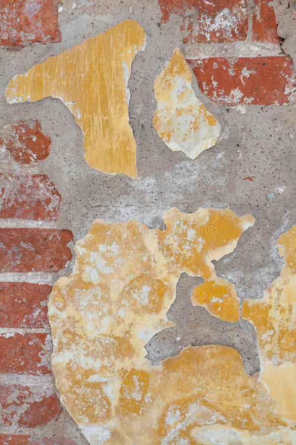 Flaked paint texture royalty free stock photos