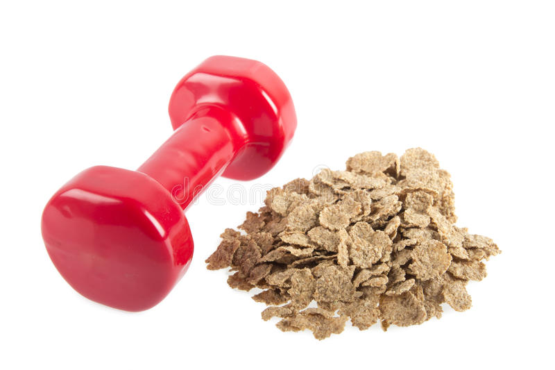 Download Flakes stock image. Image of culture, dumbbell, breakfast - 29951343