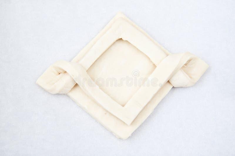 flaky печенье стоковое изображение