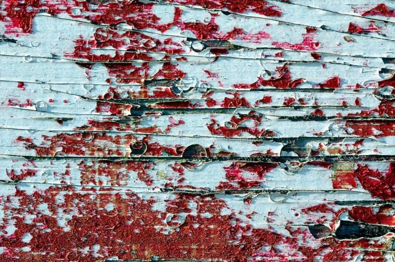 flaky текстура краски деревянная стоковые фото