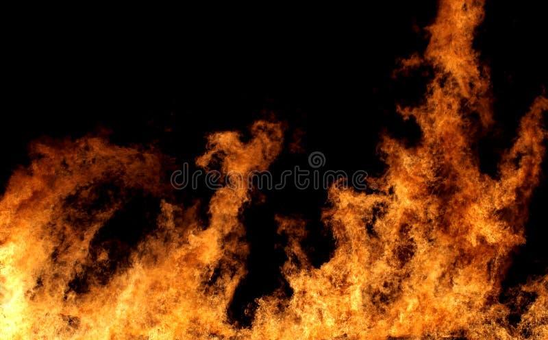 Download Flamas imagem de stock. Imagem de flamejante, energia - 16857279