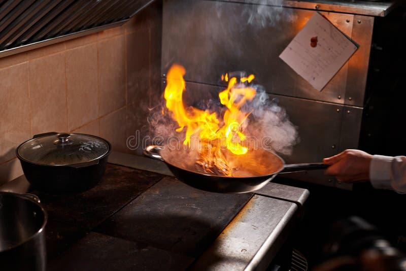 Fire Pit Frying Pan