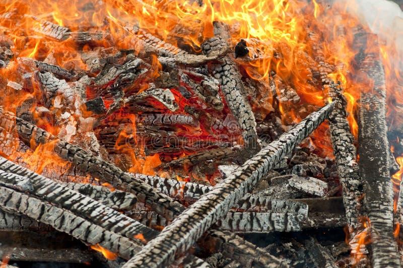 Download Flame stock photo. Image of heat, blaze, coal, bonfire - 14853506