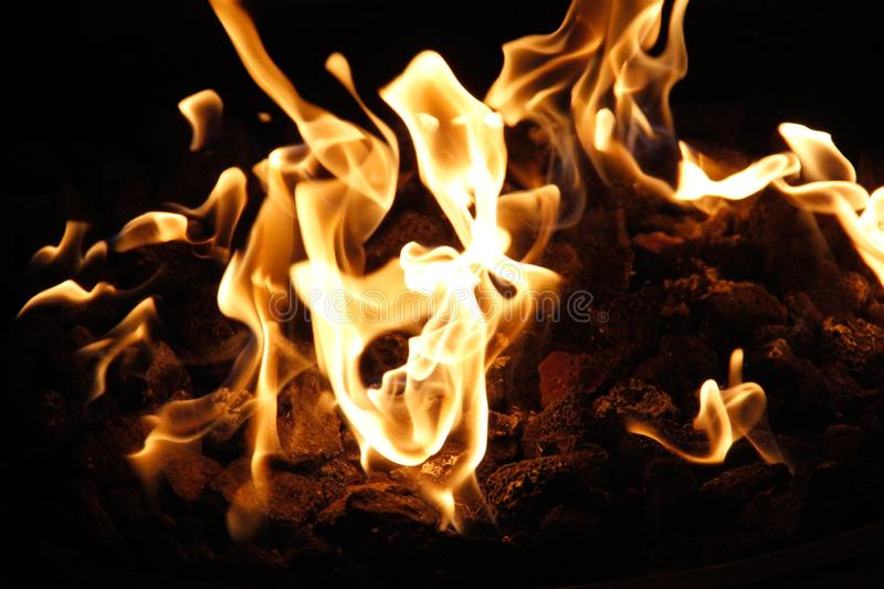 Flame, Fire, Lighting, Heat royalty free stock images