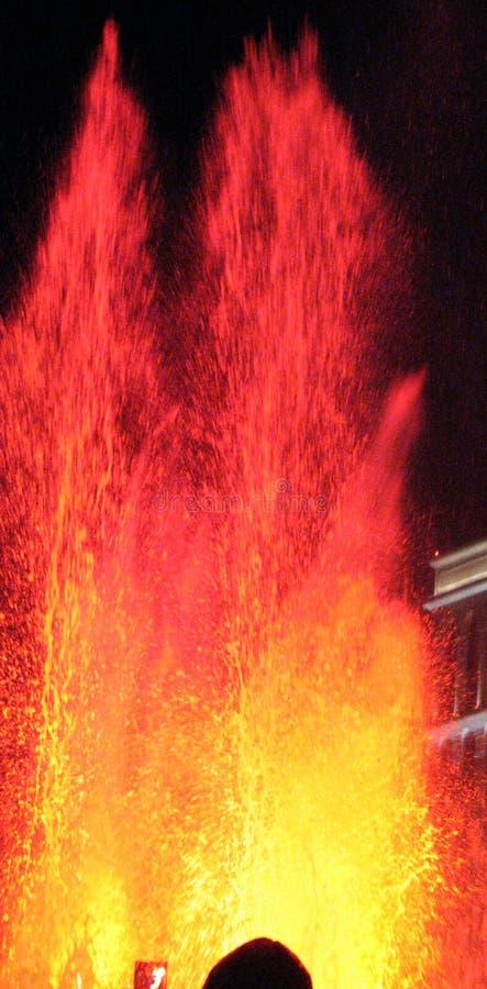 Flame Fountain Free Public Domain Cc0 Image