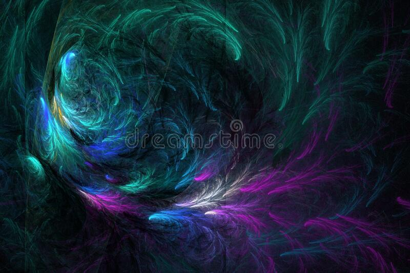 flame fractal 18 royalty free stock photos