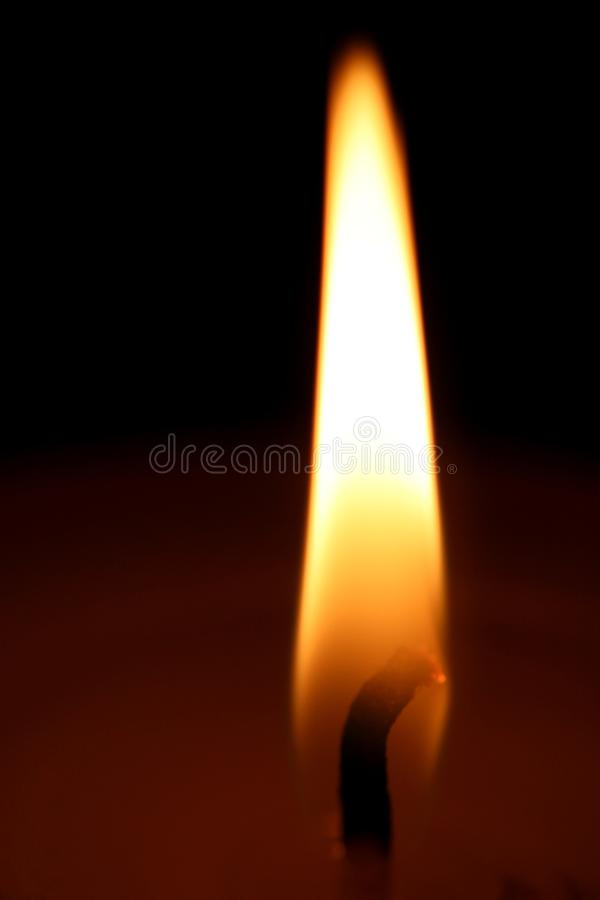 Flame, Heat, Wax, Candle royalty free stock images