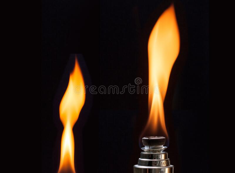 Flame From Lighter Free Public Domain Cc0 Image