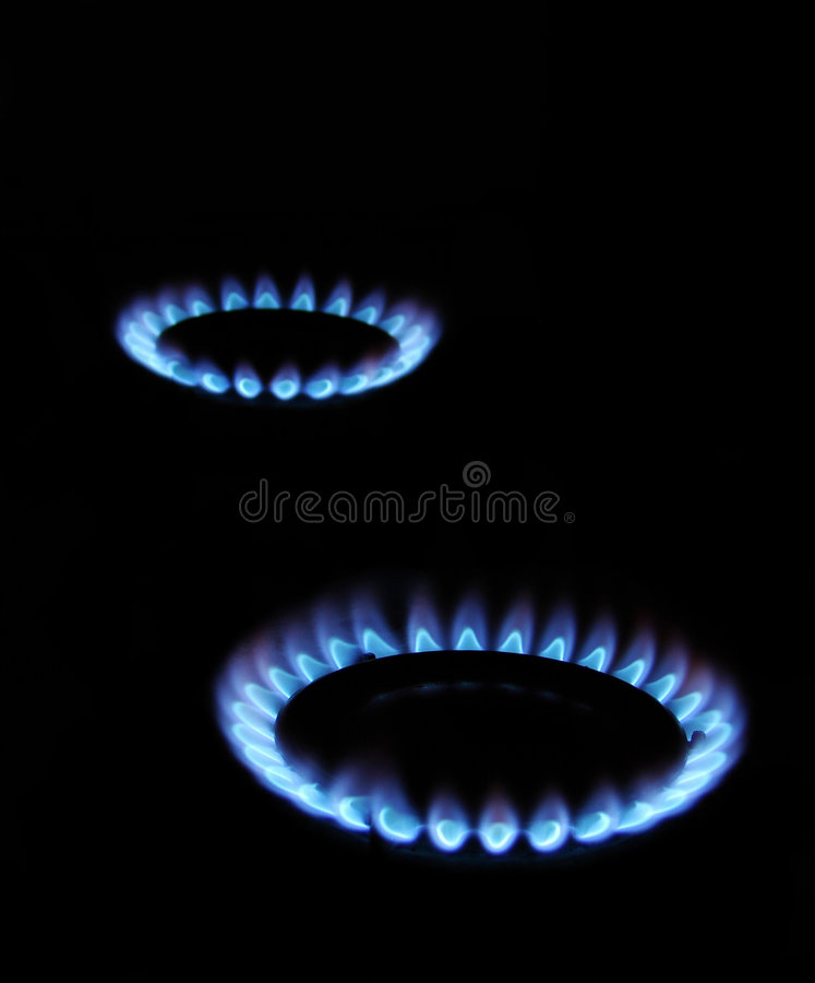 Free Flame Of Gas Stock Photo - 7924030