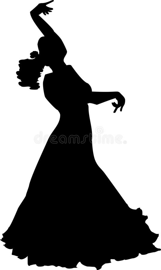 flamenco zdjęcia royalty free