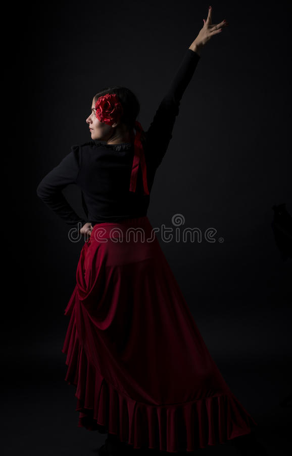 Download Flamenco Dance Royalty Free Stock Image - Image: 29112096