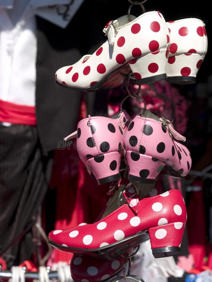 Download Flamenco Shoes Stock Photo - Image: 27455520