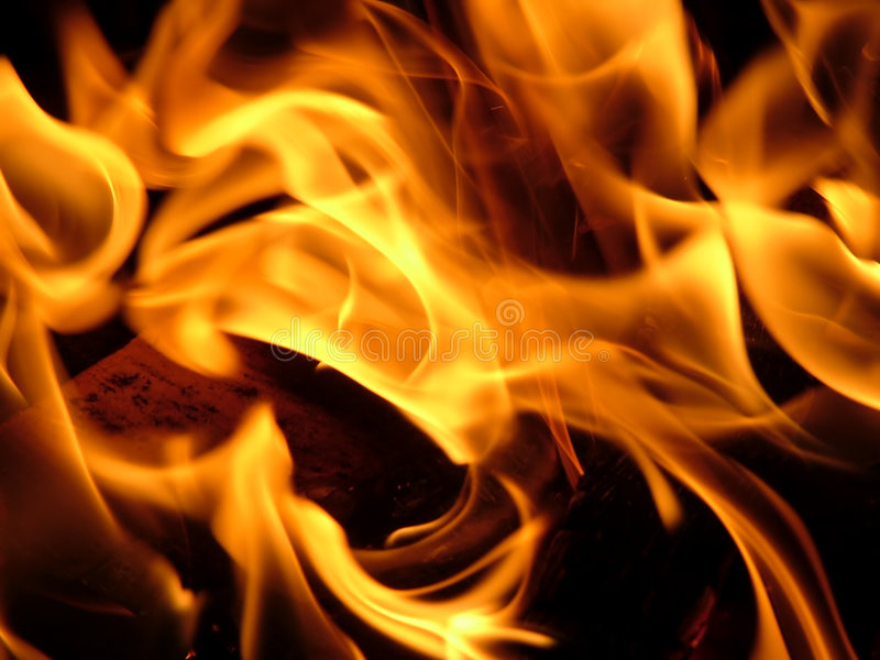 Download Flames Royalty Free Stock Photography - Image: 2137957