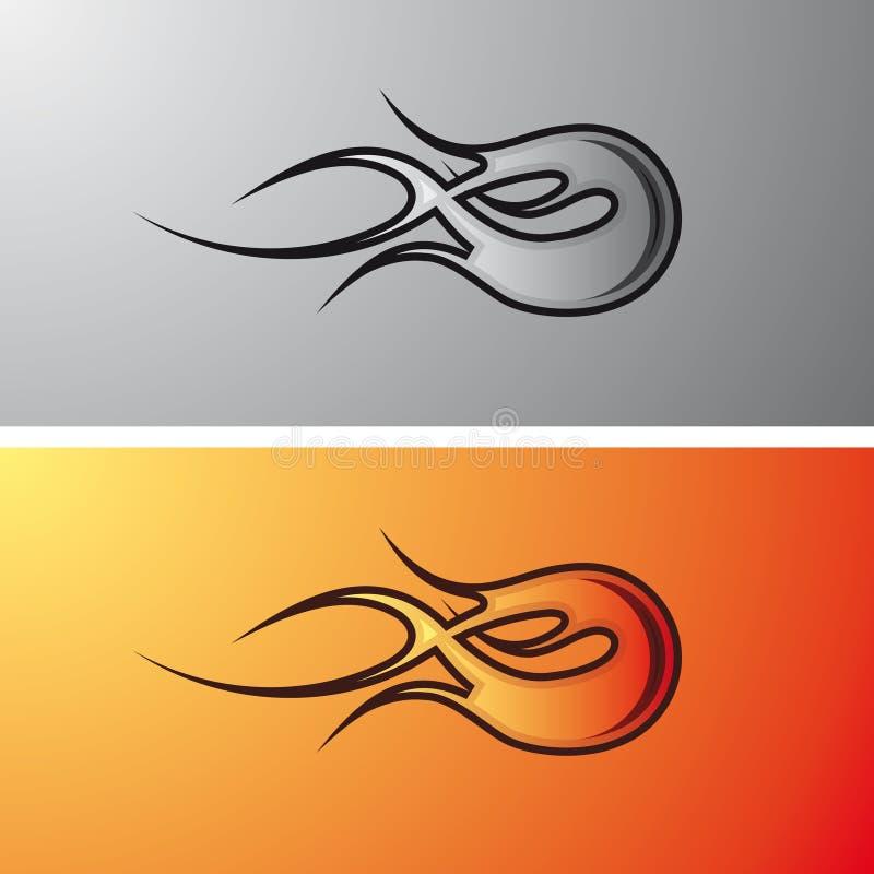 Download Flames Tribal / Tatoo Stock Photos - Image: 7366513
