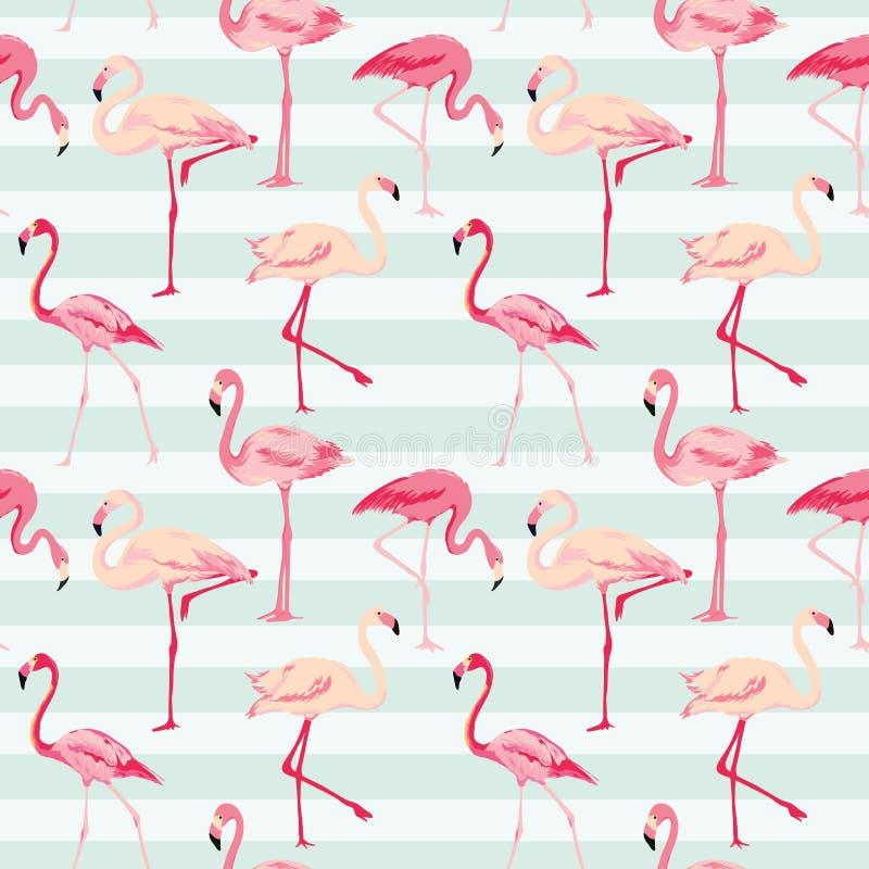 Free Flamingo Bird Background Stock Photography - 51448332