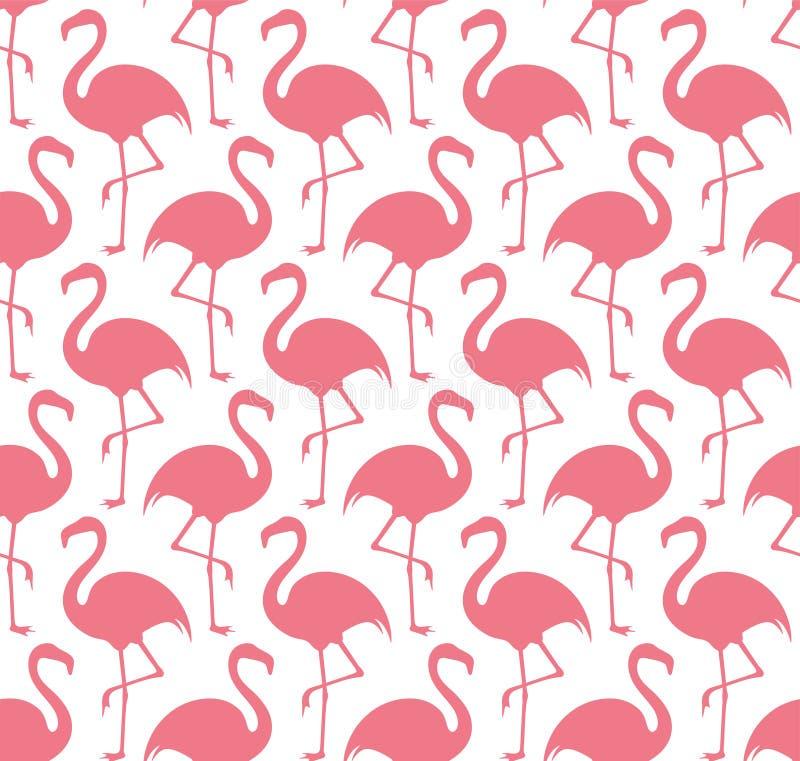Flamingo royalty free illustration